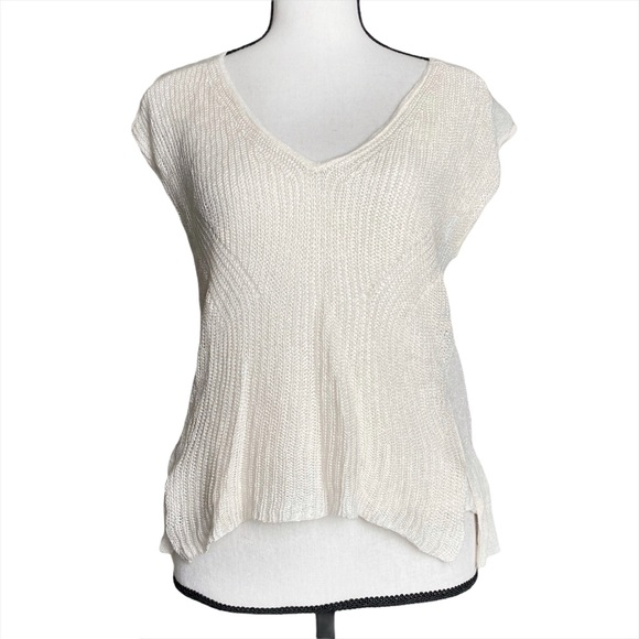 Lucky Brand Knit Blouse